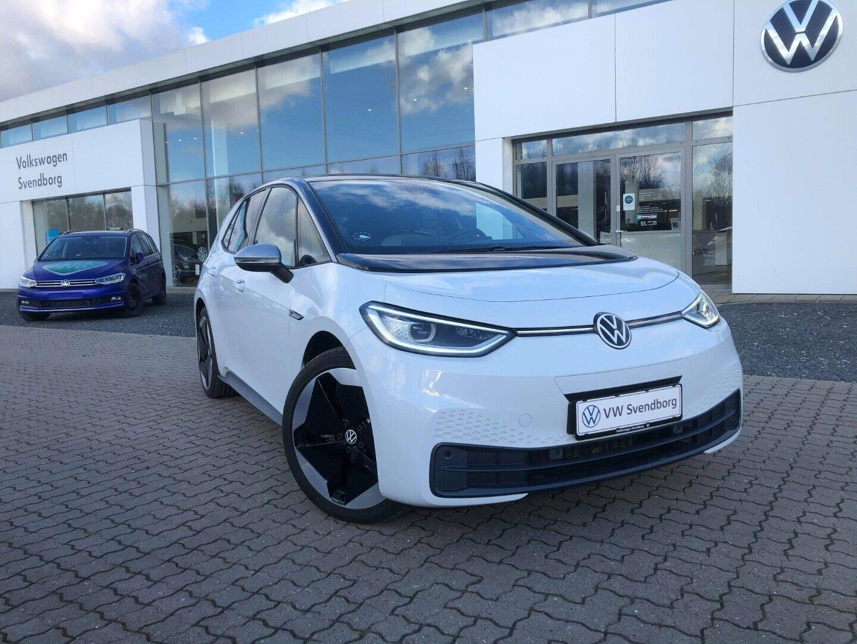 VW ID.3  1ST Max 5d - 379.800 kr.