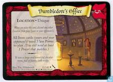 Harry Potter TCG Chamber of Secrets Dumbledore's Office 15/140