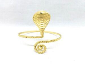 Image Is Loading Cobra Snake Upper Arm Armlet Wrap Bracelet Cuff