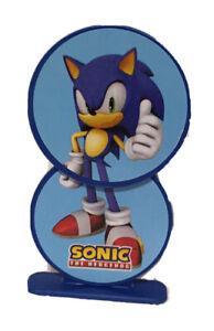 Rare Arbys Sonic the Hedgehog Collector Blue Token Kids ...