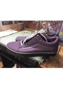 Details about Vans Old Skool (Black Outsole) Mountain Grape Size US Women's 5.5 VN0A38G1OB3