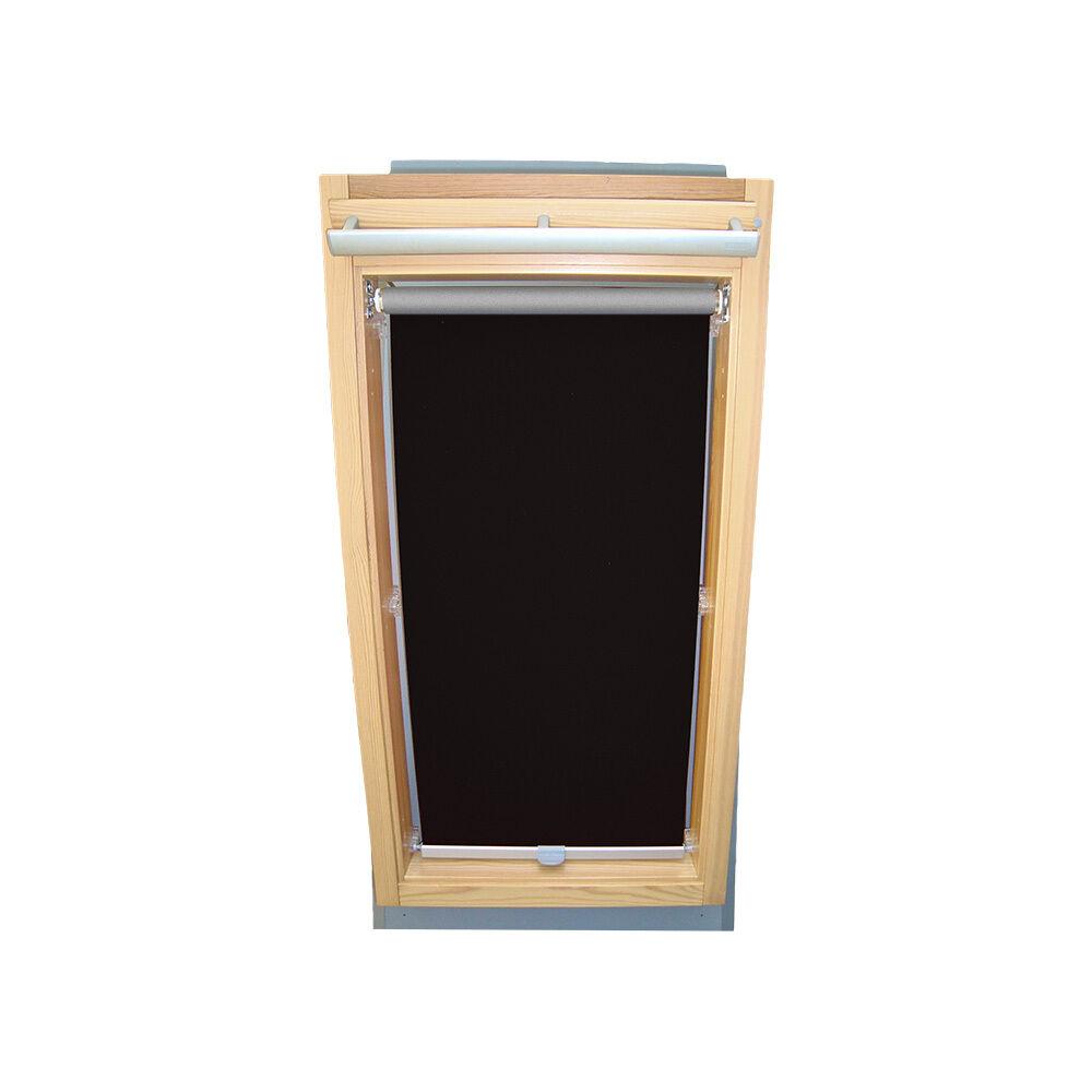 Dachfensterrollo Abdunkelungsrollo Thermo für Blefa BL BL BL BSK - schwarz | Verschiedene Arten Und Die Styles  a38cd0