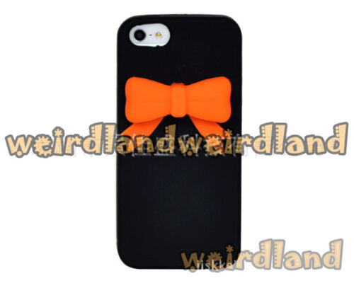 Quality Design Cover WeirdLand Bow-knot Case for iPhone SE//5//5S