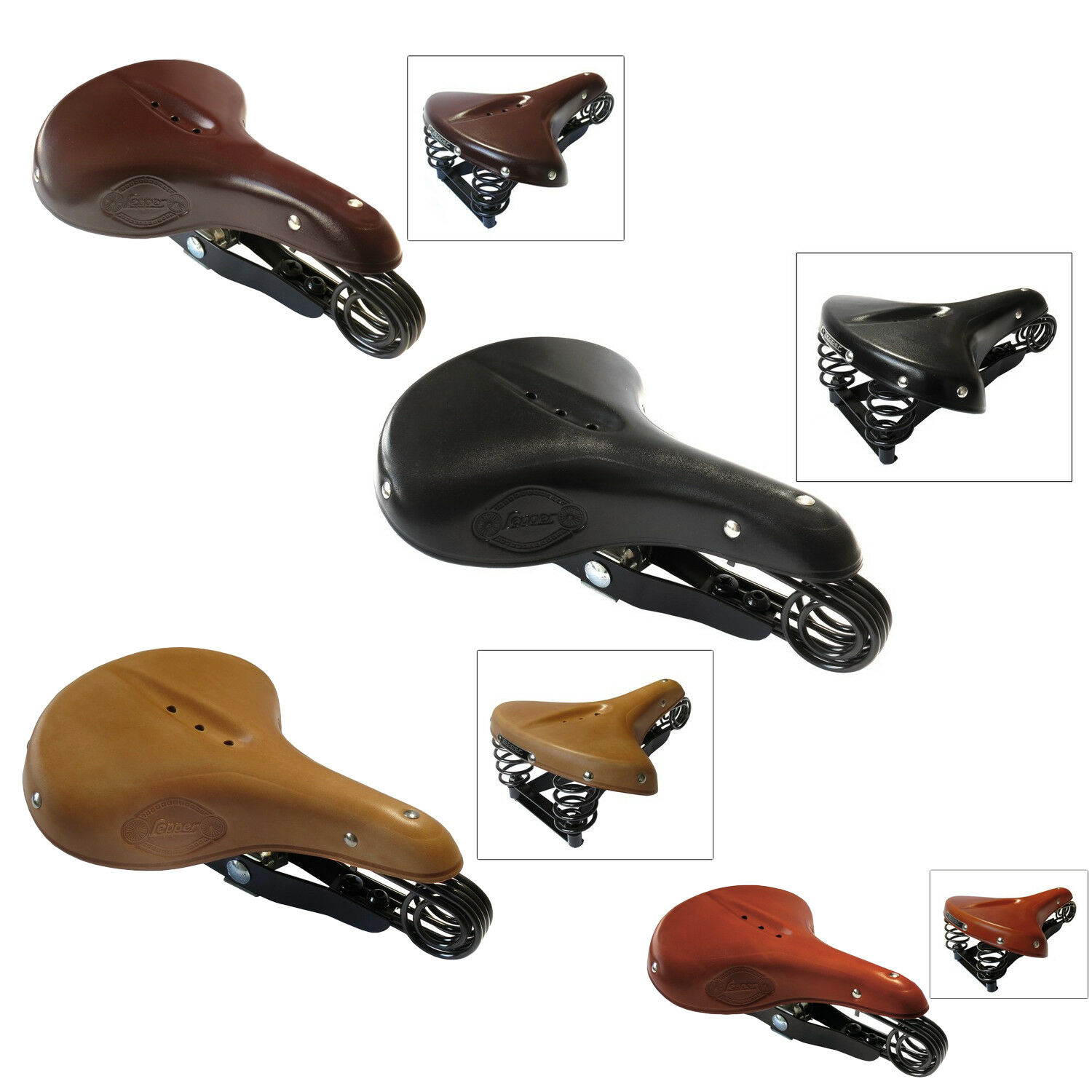 Lepper  Drieveer 90 Authentic Line Saddle (Reinforced) Unisex (all Colours)  free shipping & exchanges.