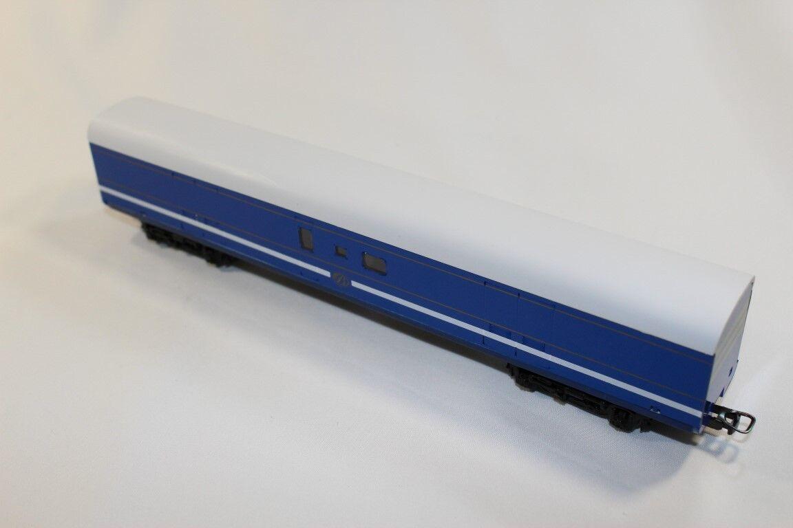 söder African blå modellllerler Train  Bagagevagn (Lima Couplers)