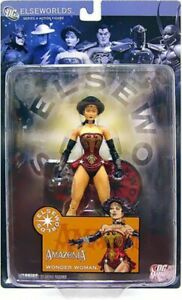Dc Elseworlds série 4 figurine d'action Amazonia Wonder Woman