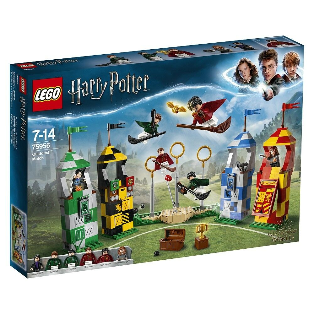 Lego Harry Potter - 75956 - Quidditch Turnier - NEU OVP