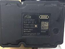 AUDI TT TTS ABS PUMP 8J0614517C 10.0961-0322.3 8J0 614 517 C 10.0212-0215.4 ESP