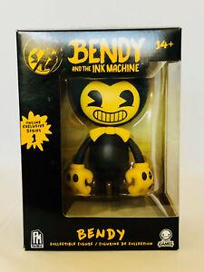 Souple et l/'encre Machine Action Figure Bendy