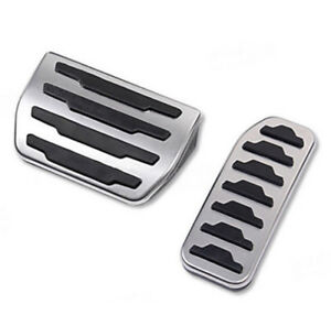 2-Aluminum-AT-Pedals-For-Land-Rover-Evoque-LR2-Discovery-Sport-Jaguar-F-PACE