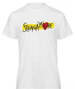 Glorieux T-shirt Maglietta Uomo Donna Stranamore Programma Tv Anni 90 Vintage Produire Un Effet Vers Une Vision Claire
