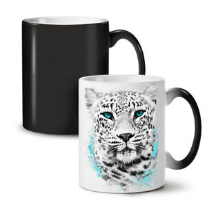 Tiger Animal Wild Cat NEW Colour Changing Tea Coffee Mug 11 oz | Wellcoda