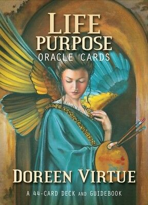 Life Purpose Oracle Cards (Cards), Virtue, Doreen, 9781401924751
