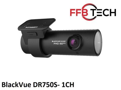 Authorized Dealer BlackVue 1 Channel DR750S-1CH HD WiFi GPS 16GB Dash cam