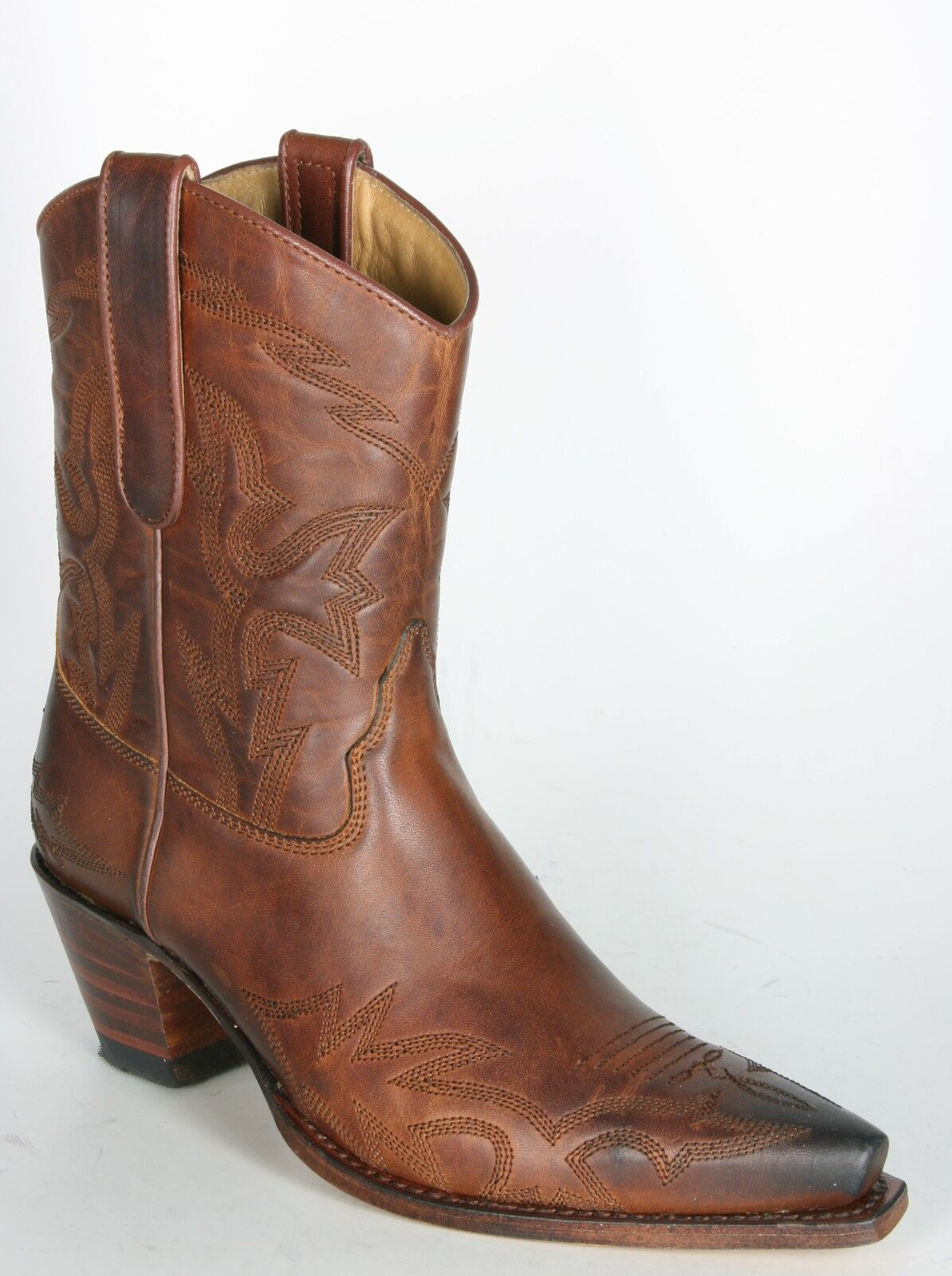 con il prezzo economico per ottenere la migliore marca 5300 Sendra Sendra Sendra cowboy Stivali Judy brevemente gambale evolution tang  outlet