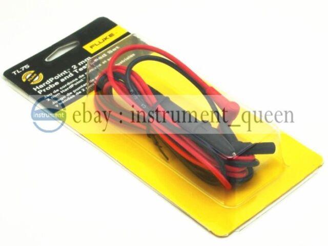 Test Lead / Probes Fluke TL75 for multimeter 15B 17B 18B 115 116 117 175 177 179
