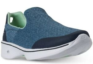 SKECHERS Women's Casual Shoes Gowalk 4 Diffuse Navy