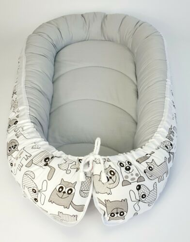 CHRISTMAS SALE! WAS £25.99 BABY NEST POD COCOON normal size 0-6 m HIGH QUALITY