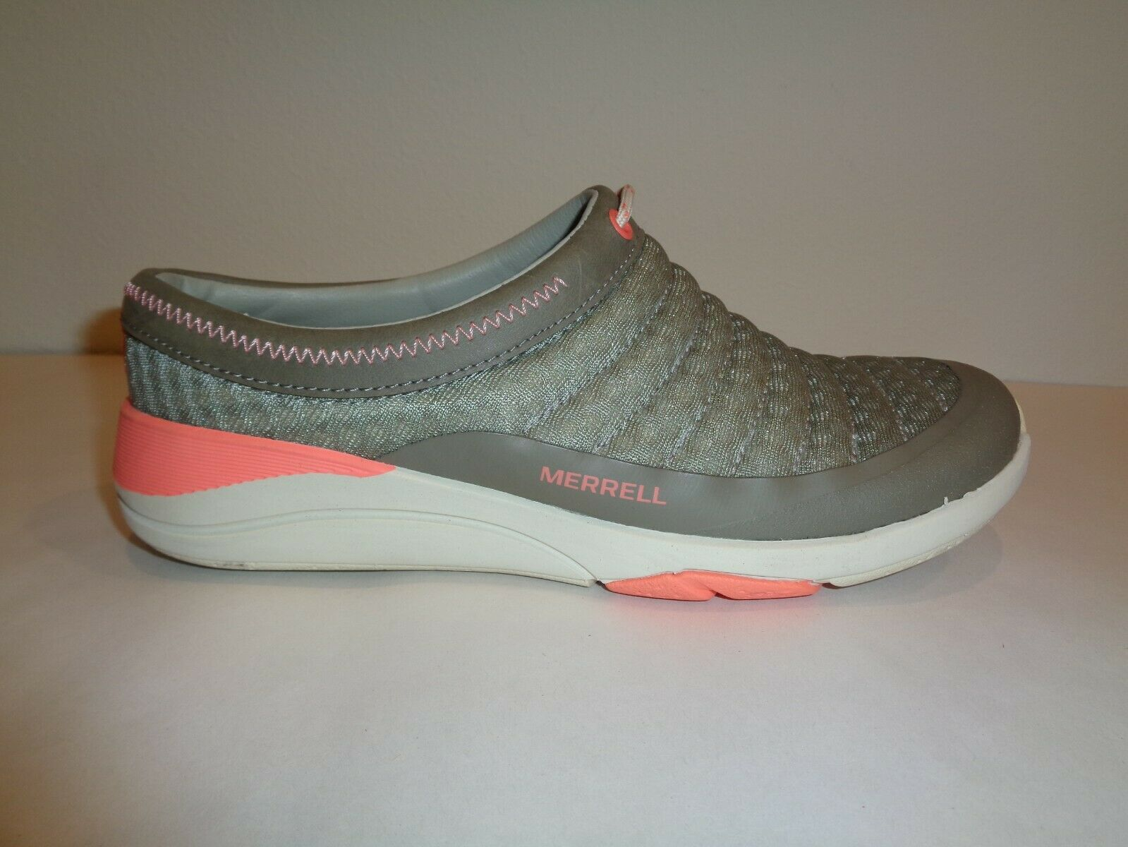 negozio online outlet Merrell Dimensione 6 APPLAUD BREEZE Aluminum Slip On On On Clogs New donna scarpe  outlet online economico