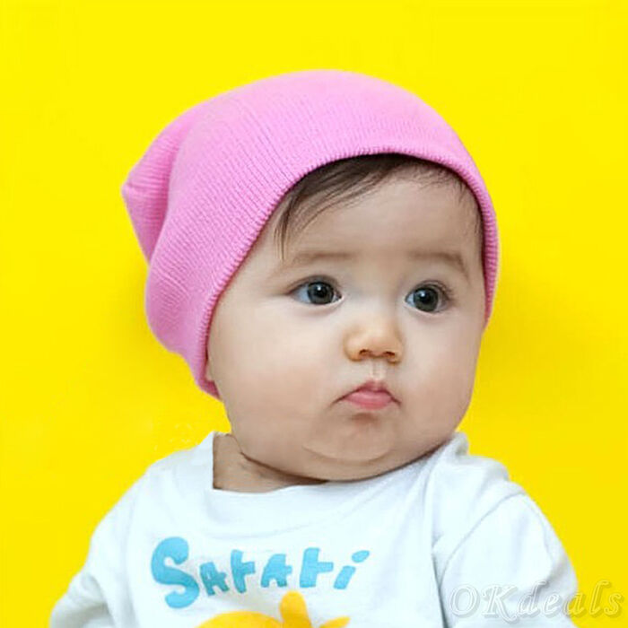 f9083c23c6a8 Xmas Baby Beanie Boy Girls Soft Hat Children Winter Warm Kid Knitted ...