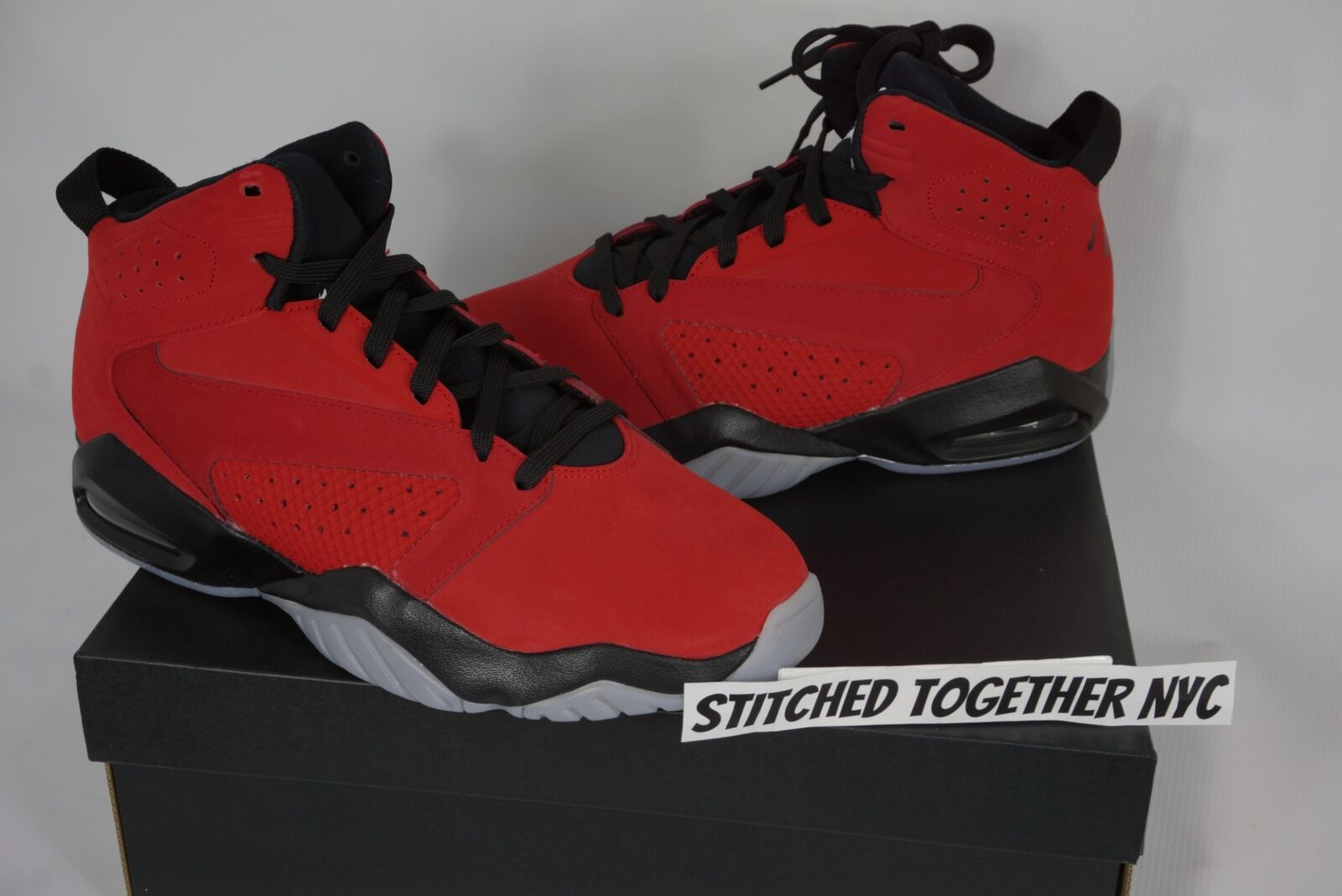 Price reduction MEN'S AIR JORDAN LIFT OFF GYM RED/BLACK/WHITE/WOLF GREY The latest discount shoes for men and women