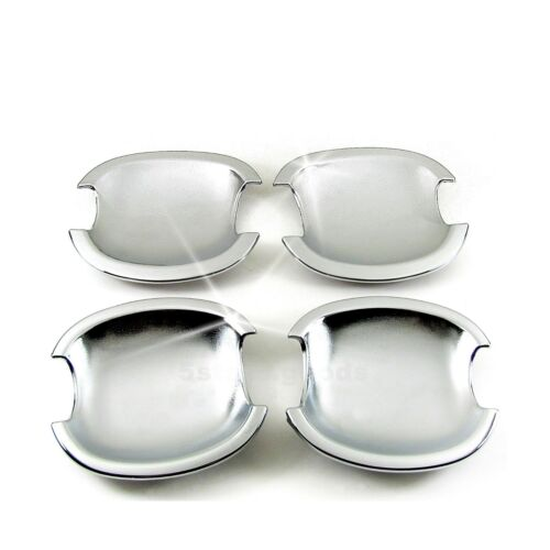 Bowl Covers Trims For 2004-2009 Toyota Prius Accessories Chrome Door Handle