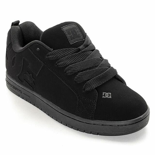 DC Shoes Men's Court Graffik Size 8.5