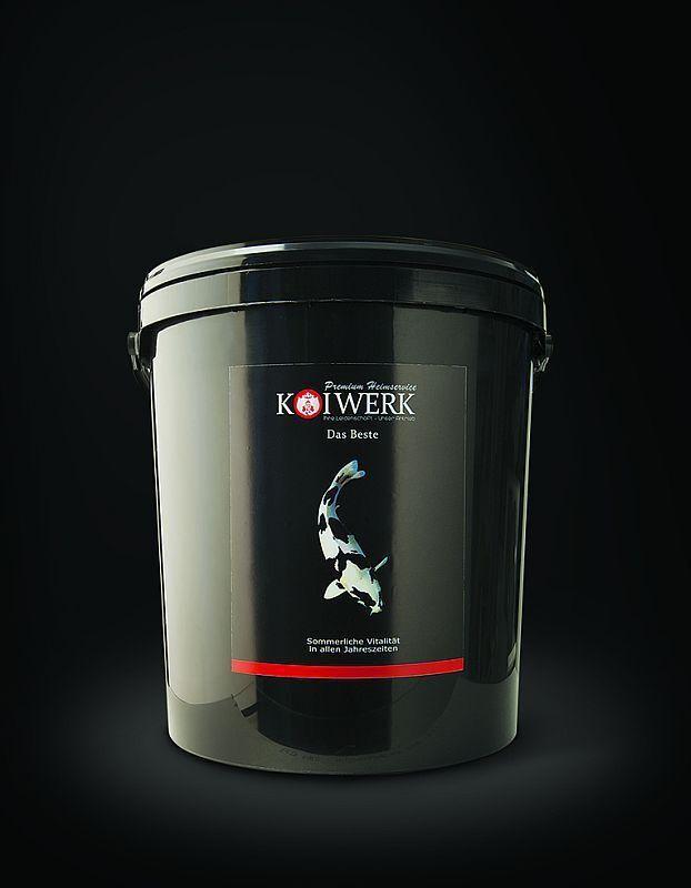 Koiwerk  il Migliore  Mangime per Koi 10 Kg
