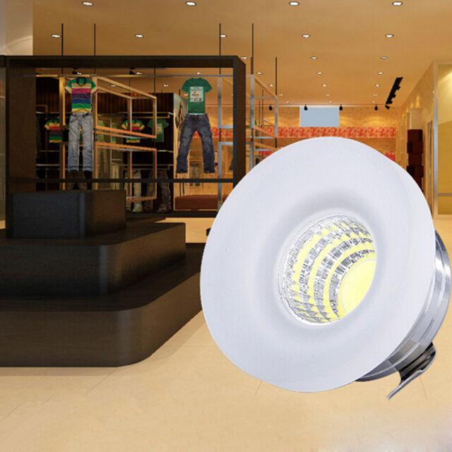 3W Mini COB LED lights led cabinet light downlight Spotlight ceiling lamp IO