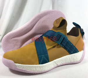 06524ff20e0 NEW ADIDAS Harden LS 2 Buckle Sz 12.5 Mens AQ0021 Pink Boost Suede ...