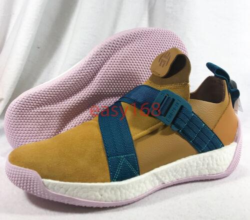 5 Sz Nuevo Aq0021 Buckle Ls 2 Pink Boost Harden Unisex Street 12 Adidas Hombres Suede Zwq0RwX