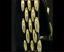 Elegant-12mm-Wide-17-6-Gram-14K-Yellow-Gold-Italian-Panther-Link-Bracelet-Exlnt thumbnail 1