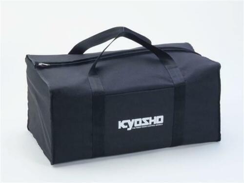 320x560x220mm Kyosho SCHWARZ TRAGETASCHE K.87618 LEINEN