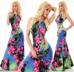 Vestito-da-donna-lungo-abito-vestitino-damigella-cerimonia-party-ballo-festa