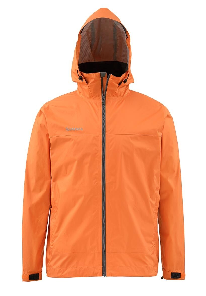 Simms HYALITE Rain Jacket  Clay nuovo  Diuominiione 2XL  CLOSEOUT
