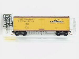 N-Scale-MTL-Micro-Trains-49510-WIF-West-India-Fruit-amp-Steamship-40-039-Reefer-724