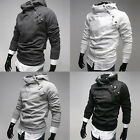 Hot Mens Fall winter Slim Fit Sexy Hoodies Casual Blazers Coats Jacket PJ POP