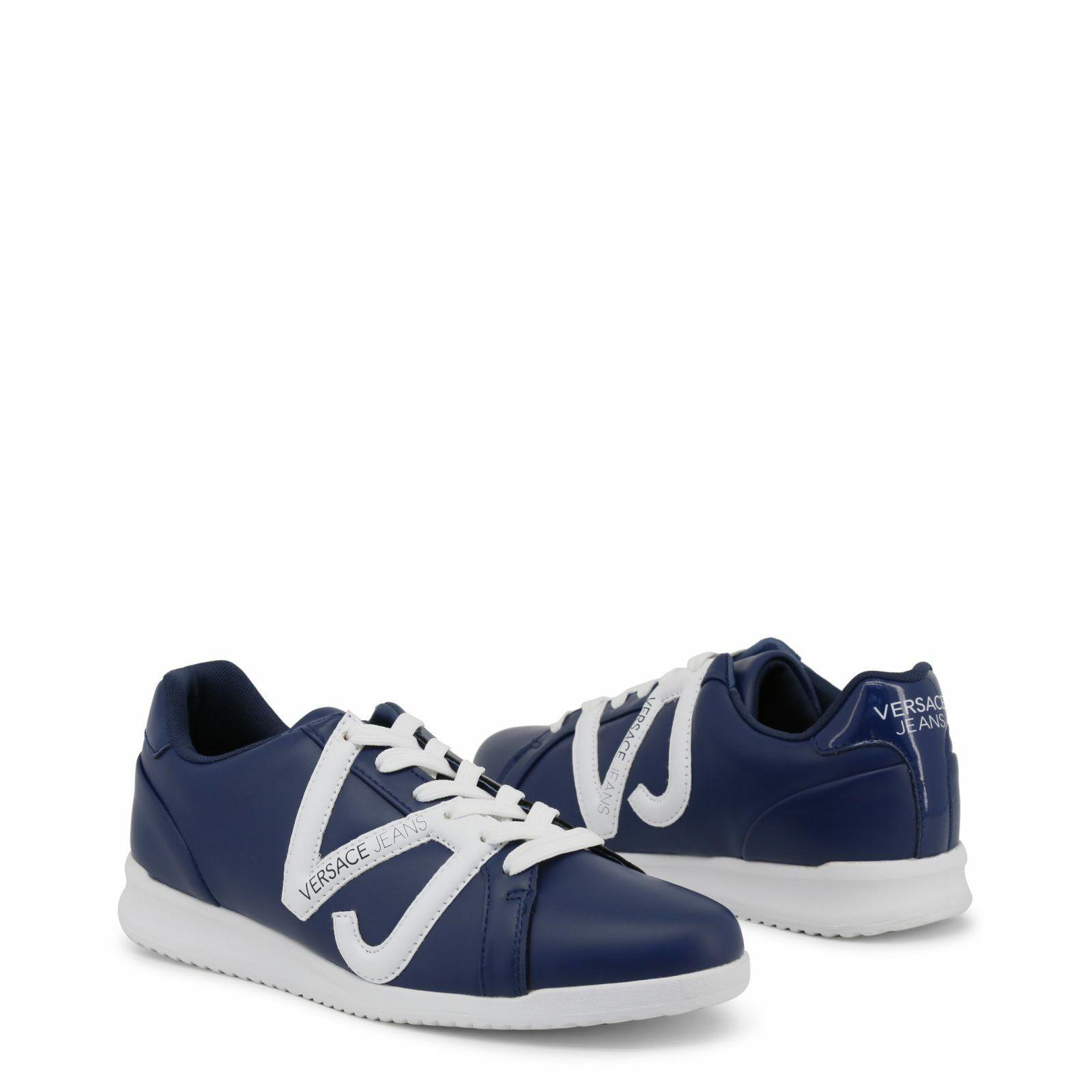 Versace Jeans bluee Men's Sneakers
