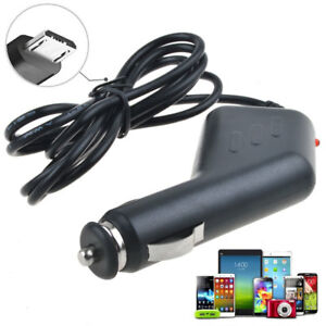 Details about 5V 1A Car Adapter Charger Power for Amazon Kindle Fire 2nd  Gen 1st Gen A00810