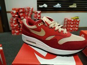 Brand New in Box Men s Nike Air Max 1 Premium Retro 908366-600 Atmos ... 1d0873975