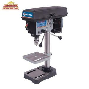 Brand New 8 or 10 Bench Drill Press/13 Floor Drill Press with Dual Laser Guide System/3 TON ARBOR PRESS Ontario Preview