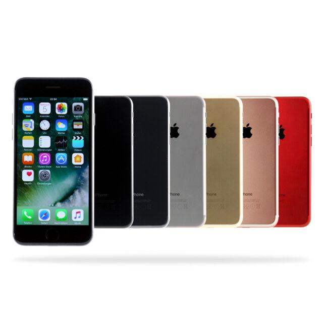 Apple iPhone 7 / 32GB / Schwarz Silber Rose Gold / eBay Garantie / Wie Neu