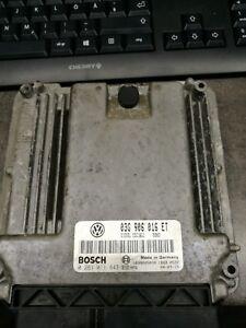 VW-Golf-V-Motor-Steuergeraet-2-0-TDI-BKD-03G906016-ET