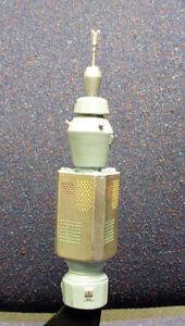 Classic 1:6 Scale Nomad Probe Model Kit Star Trek 26TLU03 ...