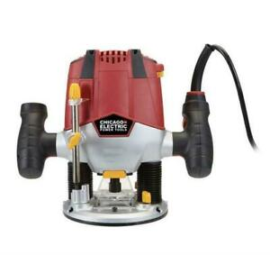 HOC PR5 -  1-1/2 HP HEAVY DUTY PLUNGE ROUTER + FREE SHIPPING + 30 DAY WARRANTY Canada Preview