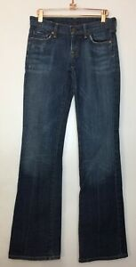 CITIZENS-OF-HUMANITY-Kelly-001-Jeans-Size-26-Stretch-Low-Waist-Rise-Bootcut-Dark