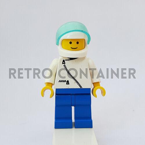 LEGO Minifigures Town Omino Minifig Set 1475 Pilot with Zipper 1x zip027