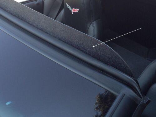Corvette C6 Wind Deflector