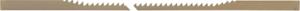 Laubsägeblätter Gr Pegas PS90404 12 St 3 Weitzahn 130mm Holz