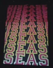 BEN EINE, 'Disease' Poster Dont Panic 2010 Folded Graffiti Type Design Art